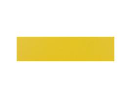 Kromag ПВХ 509.01 РЕ Желтый 22х0,6мм