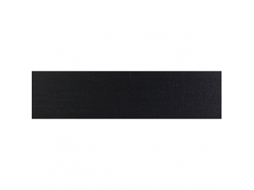 Kromag ПВХ 502.02 SE Черный Текстура 22х0,6мм фото 1 — ПлитТоргСервис