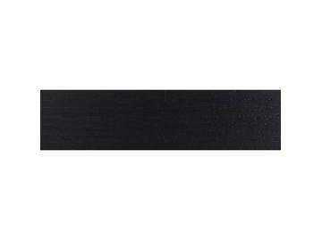 Kromag ПВХ 502.02 SE Черный Текстура 22х2мм фото 1 — ПлитТоргСервис