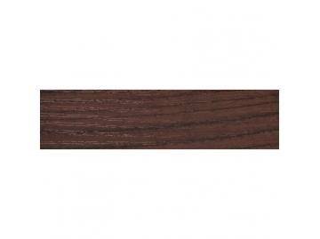 Kromag ПВХ 15.06 SЕ Дуб Шоколадный 22х0,6мм фото 1 — ПлитТоргСервис