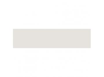 Kromag ПВХ 501.04 SM Белый Глянец 22х2мм фото 1 — ПлитТоргСервис