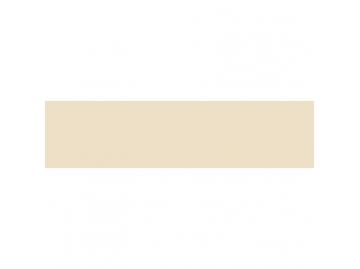 Kromag ПВХ 519.01 РЕ Слоновая кость 22х2мм фото 1 — ПлитТоргСервис